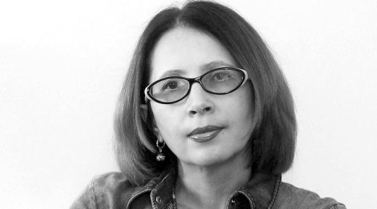 Ольга Славникова, автор, Лавка Бабуїн