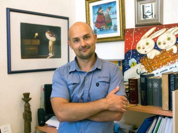 Сашко Дерманський, автор, Лавка Бабуїн