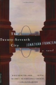 Книга, The Twenty Seventh City, Джонатан Франзен