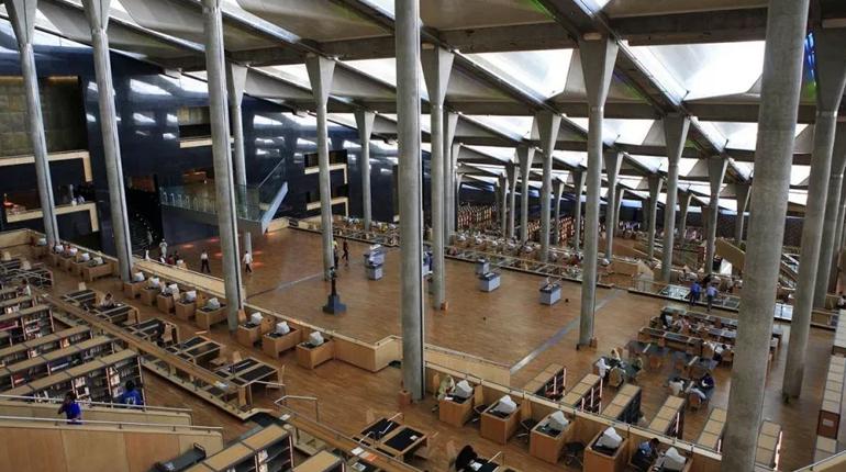 Библиотека Александрина, статья, блог, лавка Бабуин