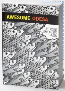 Книга, Awesome Odesa, 978-966-500-771-5