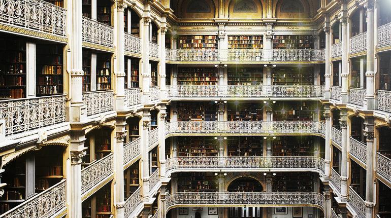 Статья, Библиотеки на которые хочется взглянуть каждому, Блог, Лавка Бабуин