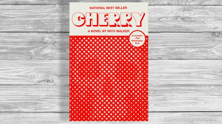 Обложка, Cherry, Ник Уолкер, блог, Лавка Бабуин