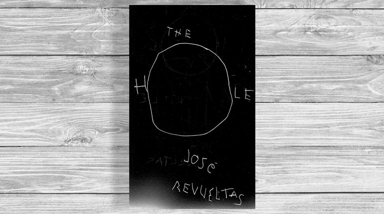 Обложка, The Hole, Хосе Ревуэльтас, статья, около книг, Лавка Бабуин
