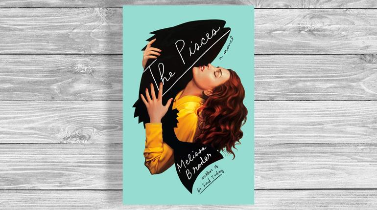 Обложка, The Pisces, Мелисса Бродер, статья, около книг, лавка бабуин