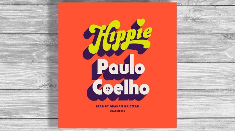 Обложка, Hippie, Пауло Коэльо, около книг, лавка бабуин