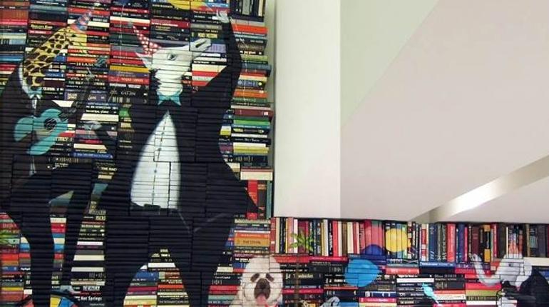 Рисунки на книгах, Около книг