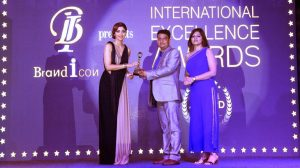 Новость, Премия International Excellence Awards