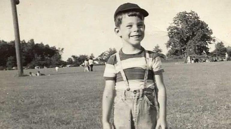 Стивен Кинг в детстве, Персона