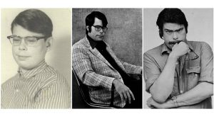 Фотографии, Стивен Кинг в юности, Персона