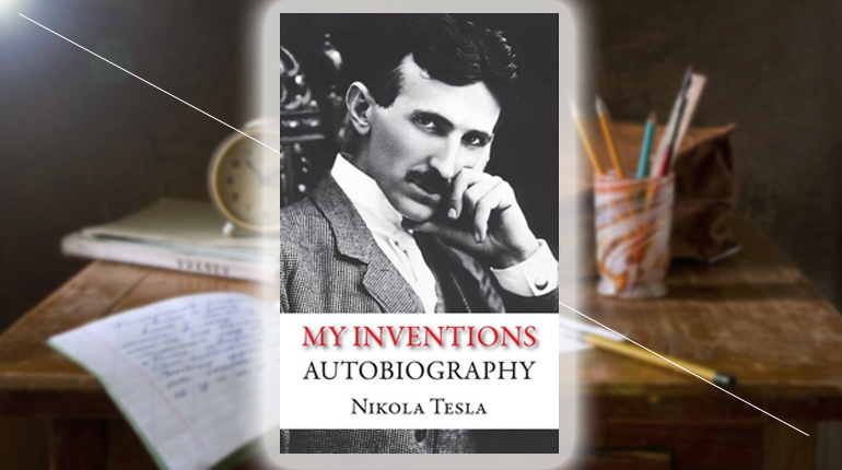 Книга, My Inventions. Autobiography, Никола Тесла, 978-966-948-021-7