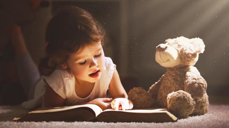 Статья, Как чтение влияет на зрение ребенка, Вокруг книг