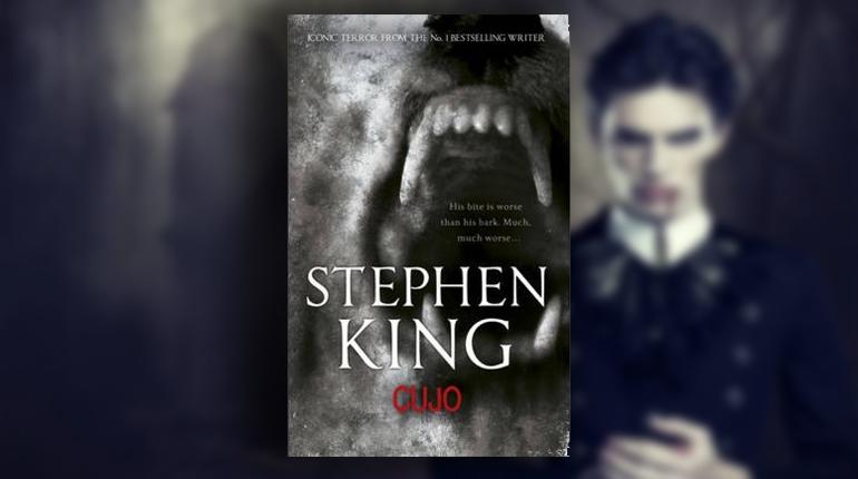 Книга, Куджо, Стивен Кинг, 9781444708127