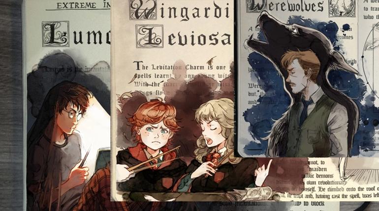 Статья, Новые книги из мира Гарри Поттера выйдут уже в конце июня, Новости