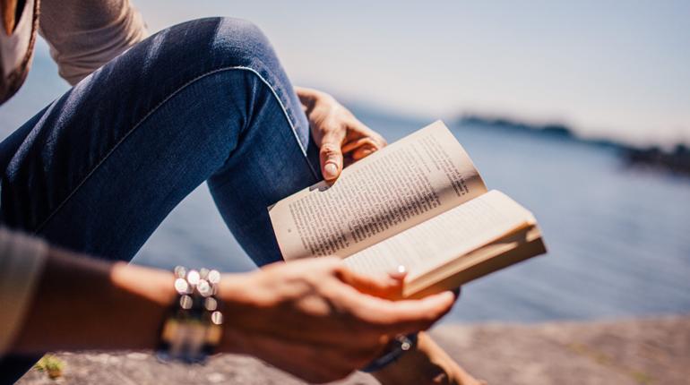 Статья, Як правильно вибрати книгу для читання іноземною мовою, Вокруг книг