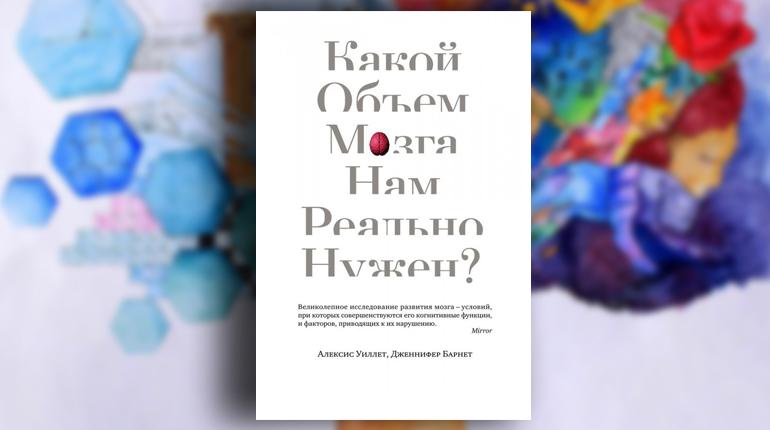 Книга, Какой объем мозга нам реально нужен, 978-5-389-13771-4