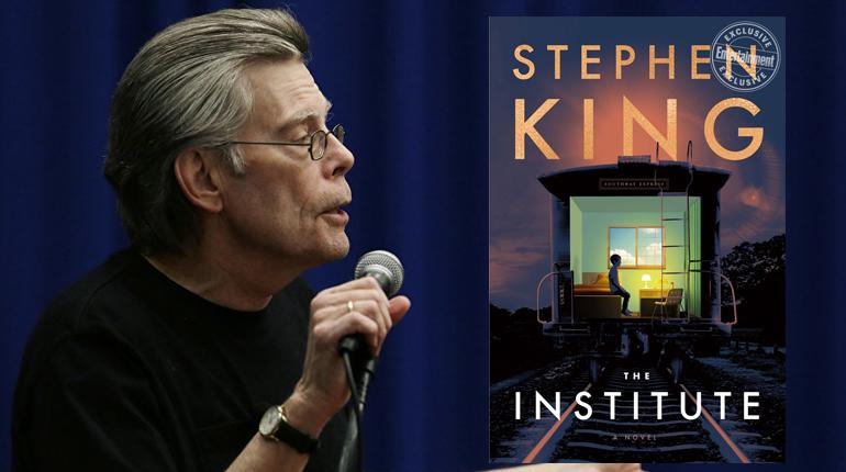 Новость, Новый роман Стивена Кинга выйдет уже этой осенью и получит название «Институт»