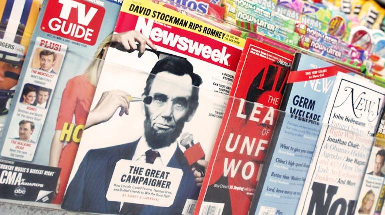 Фотография, Newsweek, Вокруг книг