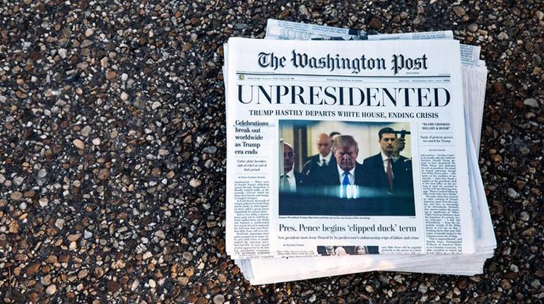Фотография, The Washington Post, Вокруг книг