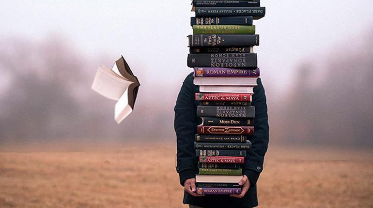 Статья, Самое интересное о рейтингах, Вокруг книг