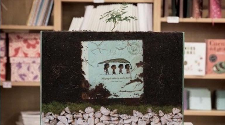 Фото, Книга-дерево