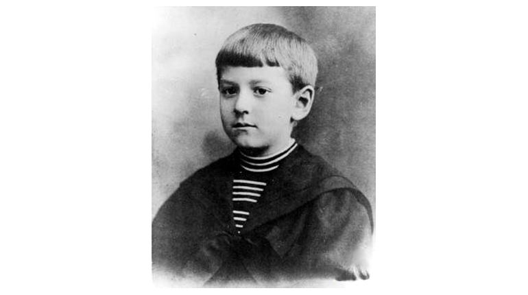 Говард в детстве, Персона