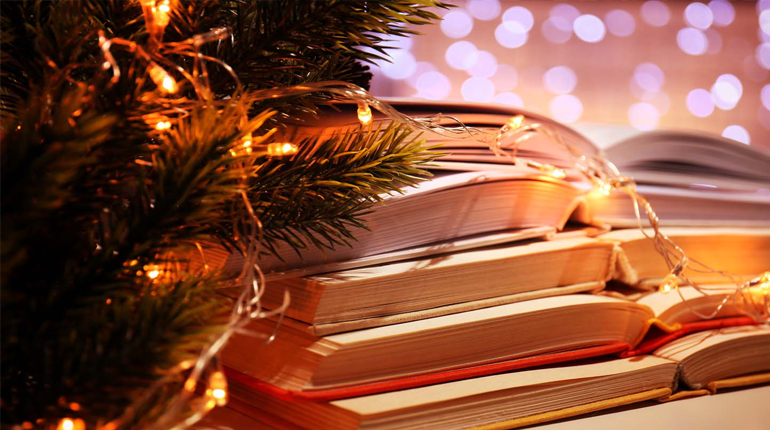 Статья, Какие книги погружают нас в атмосферу рождественских праздников, Обзор