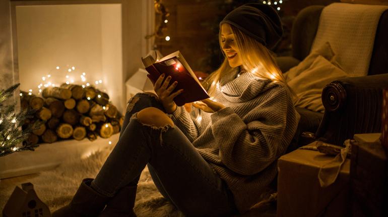 Стаття, Книги, які подарують диво на Різдво