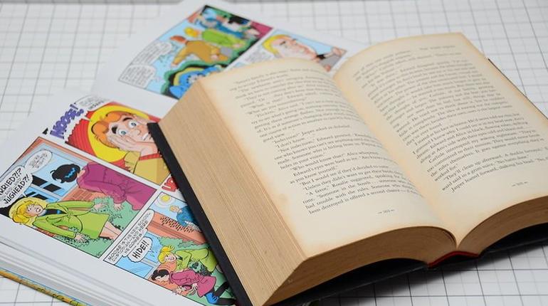 Стаття, Хобі справжніх: підбірка коміксів і графічних романів, Обзор