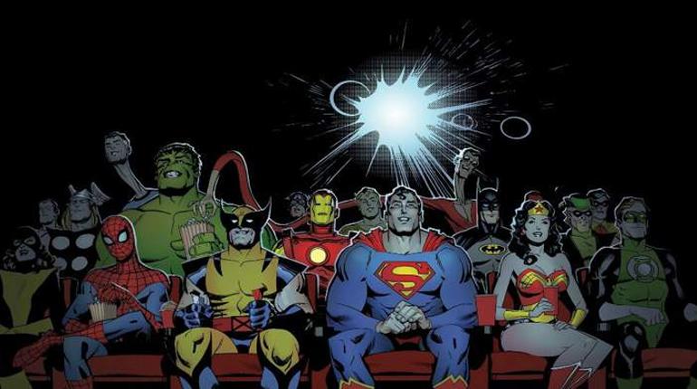 Статья, Экранизации 2020: фильмы на основе романов и комиксов, Вокруг книг