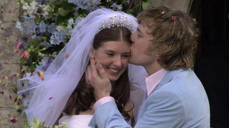 Статья, Свадьба Джейми Оливера