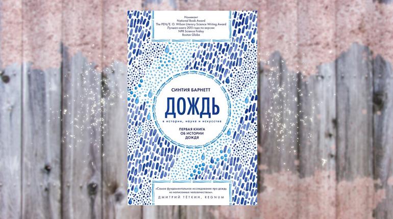 Книга, Дождь, Синтия Барнетт, 978-5-907056-39-8