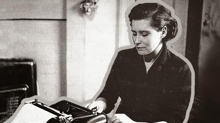 Статья, Дорис Лессинг: женщина, которая писала, Персона