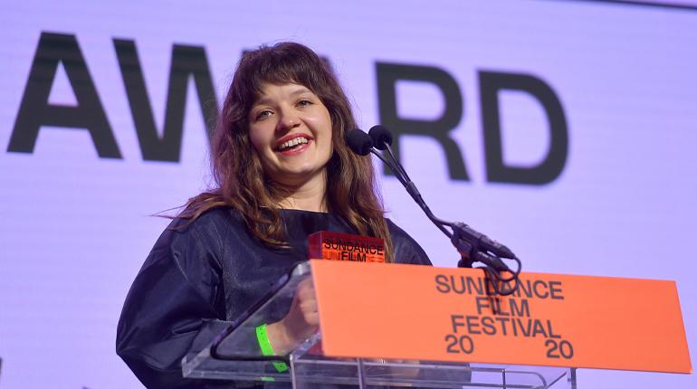 Статья, «Земля голубая, будто апельсин» – режиссер и писательница Ирина Цилык получила награду за лучшую режиссуру на кинофестивале «Sundance»