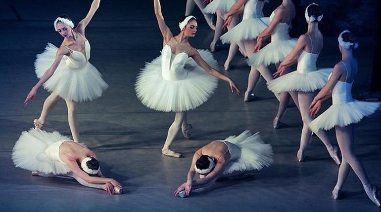 Стаття, Поезія ніг: балети за мотивами літературних творів
