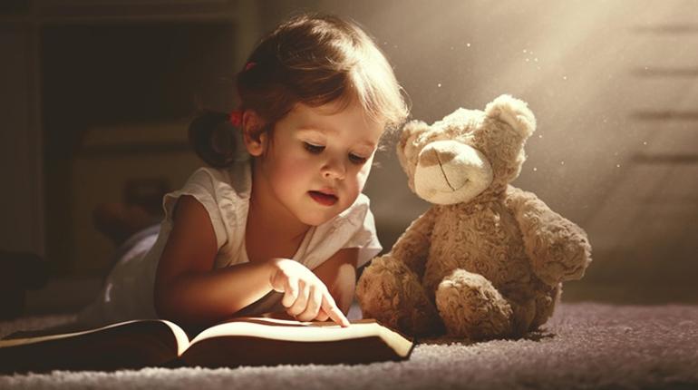 Стаття, Як привчити дитину читати з самого дитинства