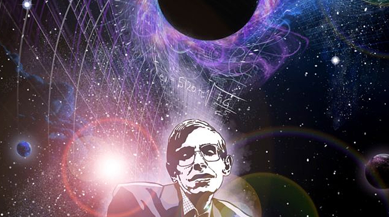 Статья, Паралич, любовь и невероятная Вселенная Стивена Хокинга, Персона