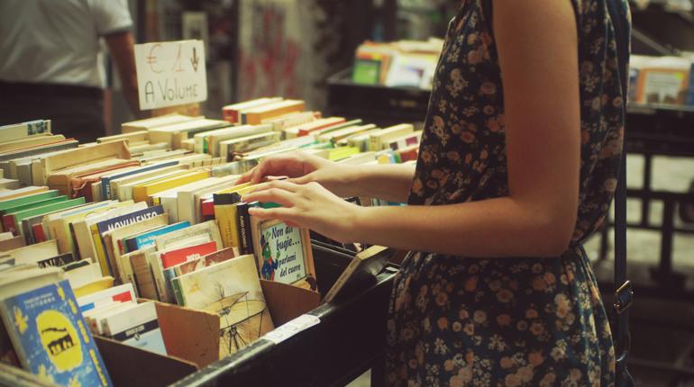 Статья, Книги для настоящих шопоголиков или гид по разумным покупкам, Обзоры