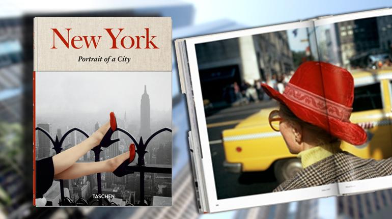 Книга, Нью-Йорк, Портрет города, 9783836556040