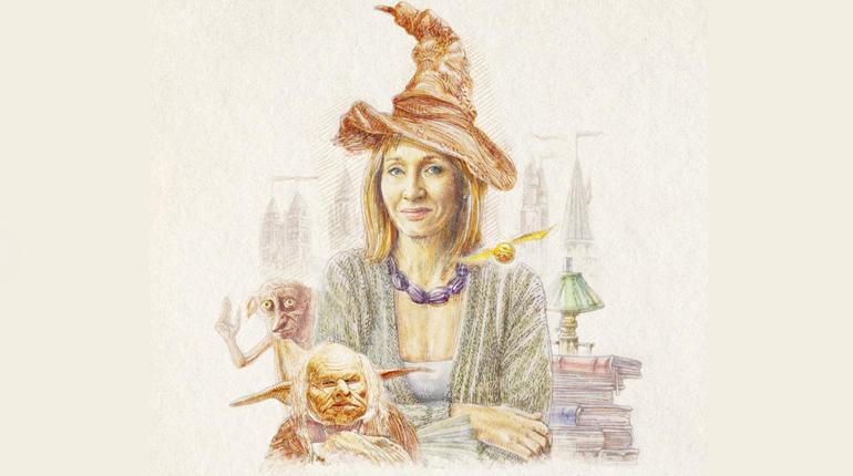 Стаття, Джоан Кетрін Роулінг: автор, що подарував нам віру в диво, Персона