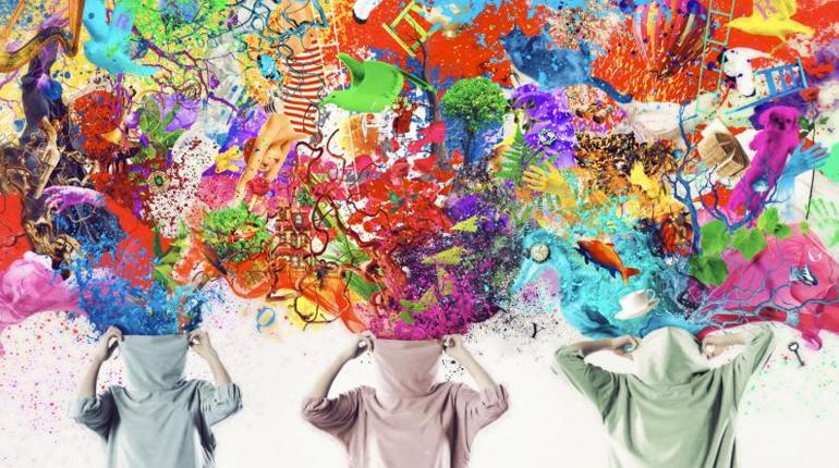 Как развить креативность, Вокруг книг