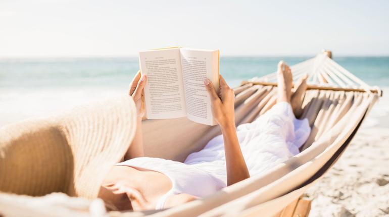 Стаття, 5 книг для незабутньої відпустки,Обзор