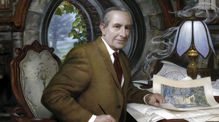 Стаття, Джон Рональд Руел Толкін: «Професор» жанру фентезі, Персона