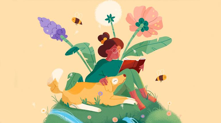Стаття, 7 книжок з весняним настроєм