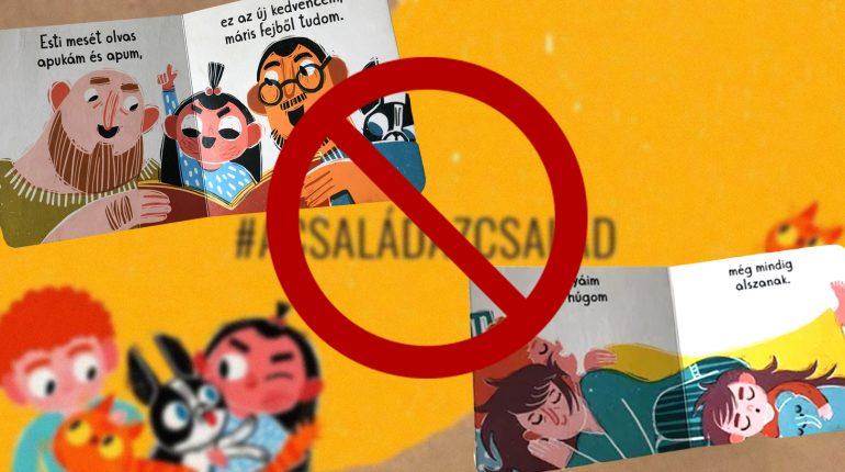 Статья, Венгрия оштрафовала сеть книжных магазинов из-за книги с изображениями ЛГБТ-семей, Новости
