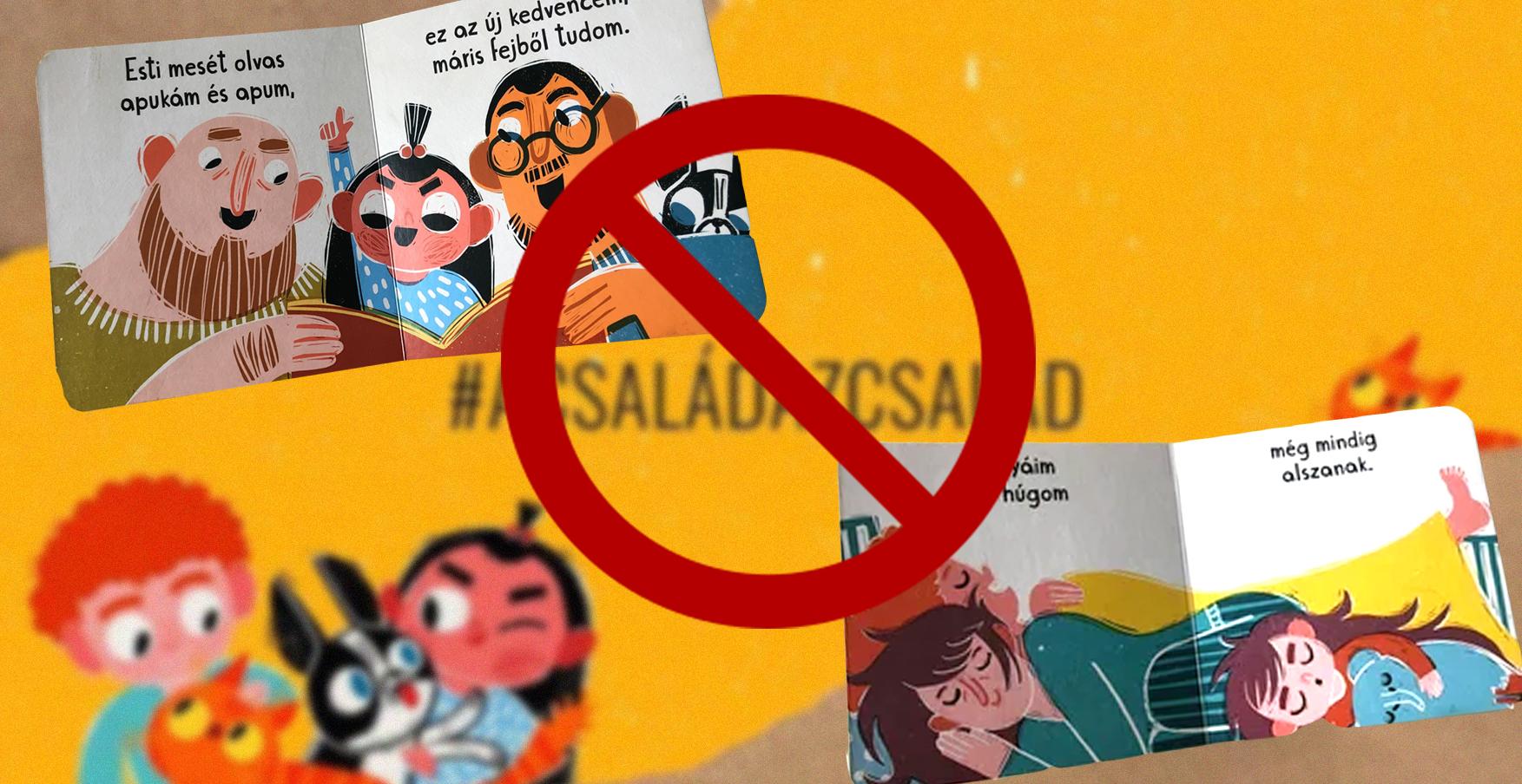 Стаття, Угорщина оштрафувала мережу книгарень через книги із зображеннями ЛГБТ-сімей, Новини