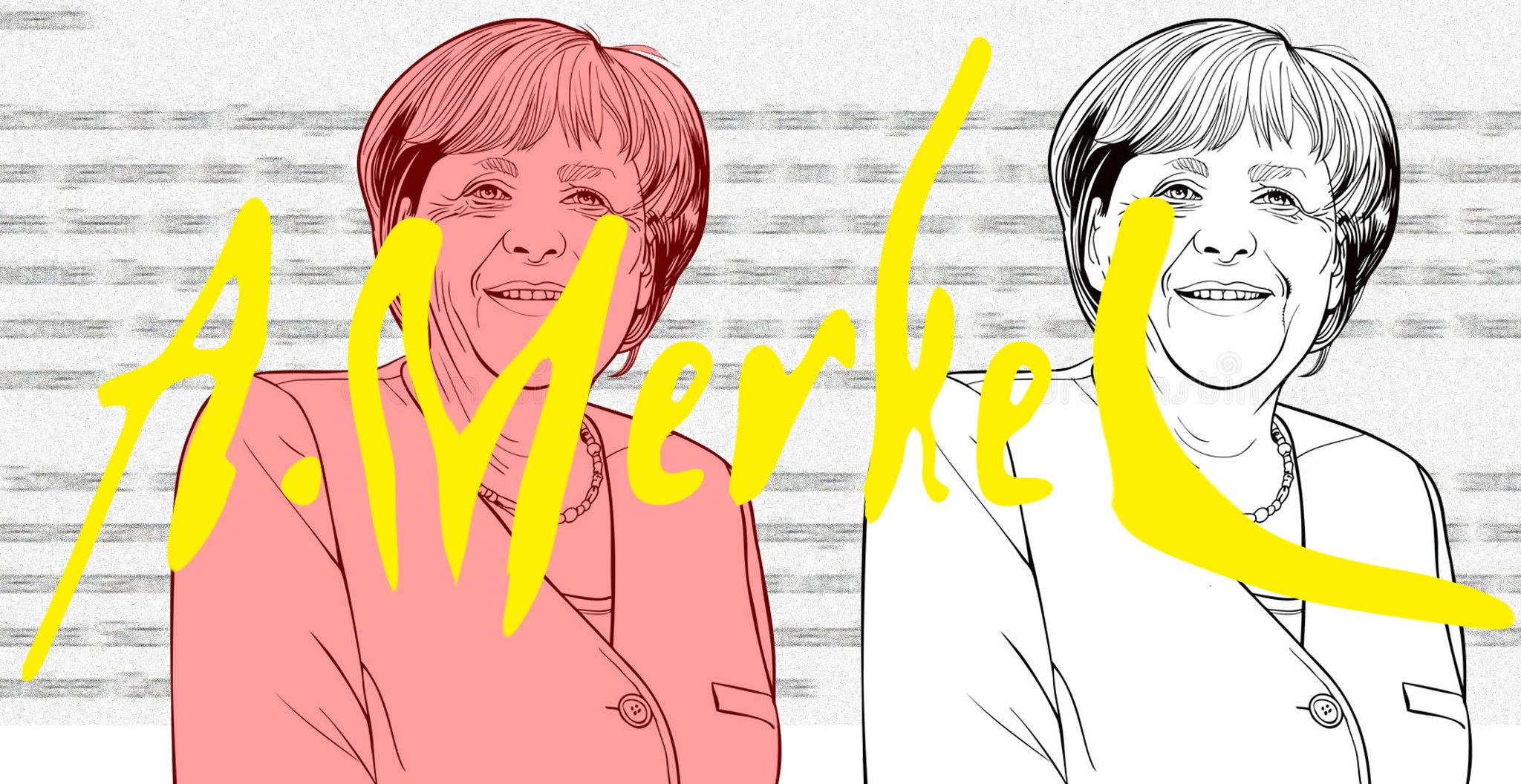 Статття, Біографія Ангели Меркель буде опублікована у жовтні, Новини