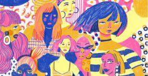 Стаття, Літературні героїні, які надихають читачів, Навколо книг